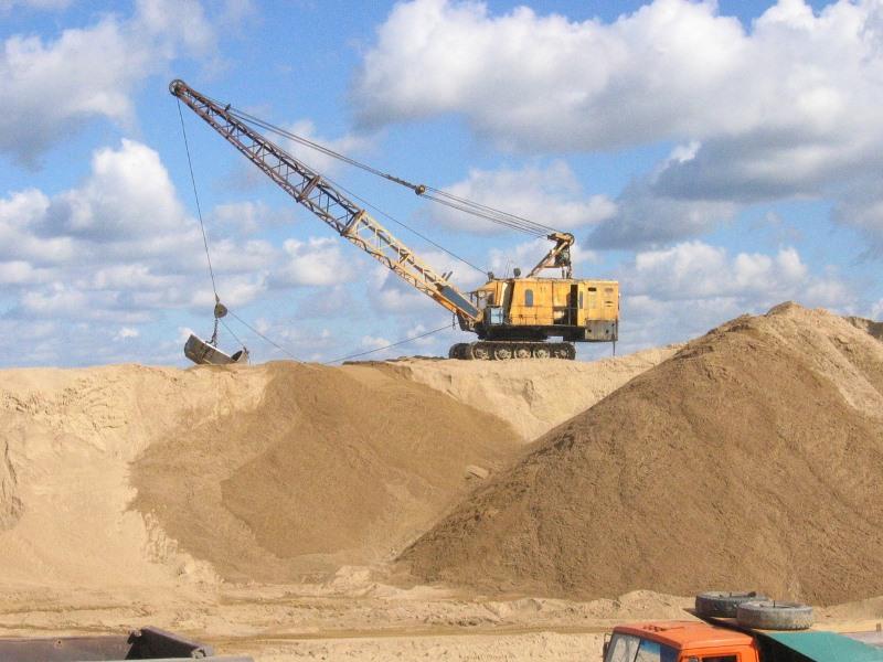 Виды и качество песка для садоводства