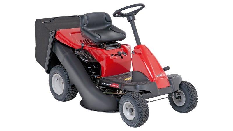 Как выбрать садовый трактор и какой купить