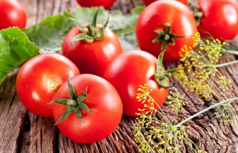 Что будет если капнуть йод на помидор
