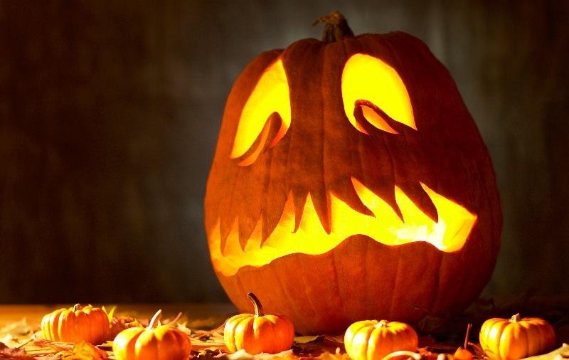 Как рисовать и вырезать тыкву на Хэллоуин?