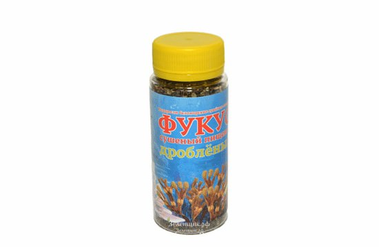 Фукус пузырчатый (fucus vesiculosus): строение, целебное действия, свойства экстракта бурой водоросли