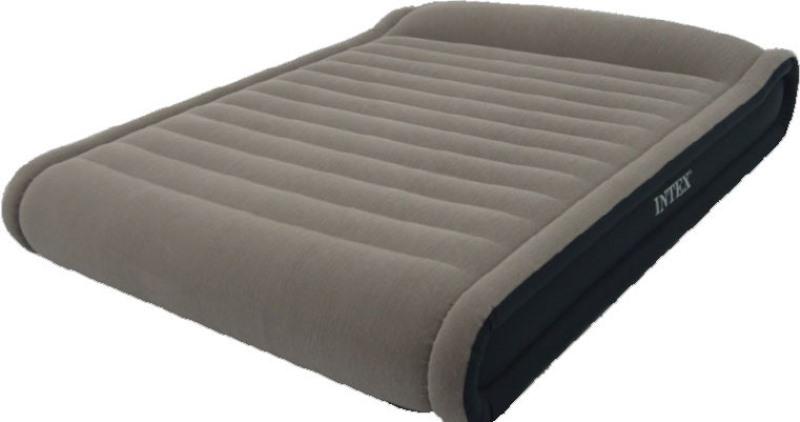 Комфортный надувной матрас для сна