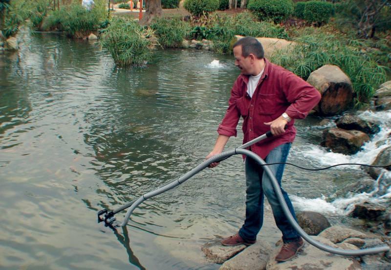 Тонкости ухода за водоёмом: как очистить озеро
