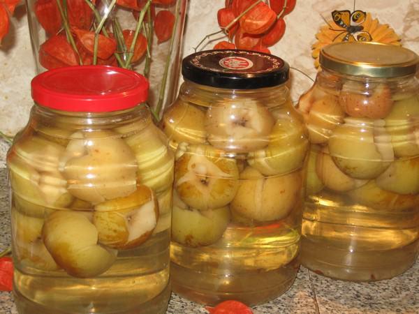 Компот из груш: 6 сладких рецептов
