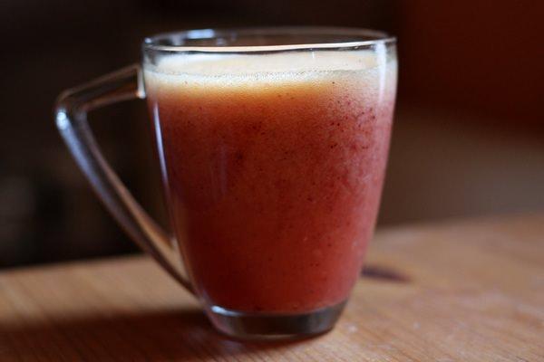 Компот из клюквы: 5 пошаговых рецептов