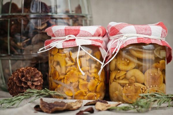 Консервирование грибов: 5 действительно вкусных рецептов