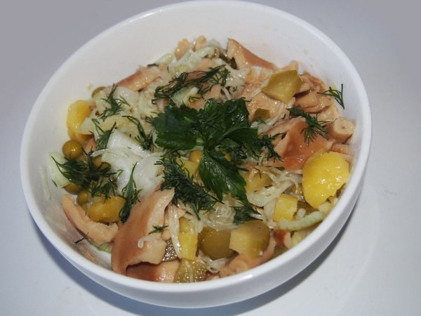 Маринованные рыжики: рецепты закуски и блюд с ней