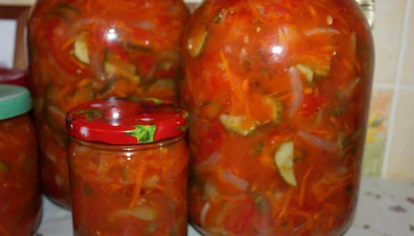 Самые вкусные салаты на зиму: ТОП-5 рецептов