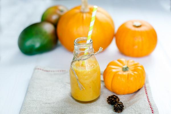 Тыквенный сок: 6 рецептов солнечного напитка