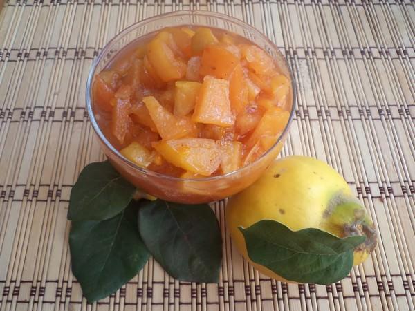 Варенье из айвы: вкусные рецепты на зиму