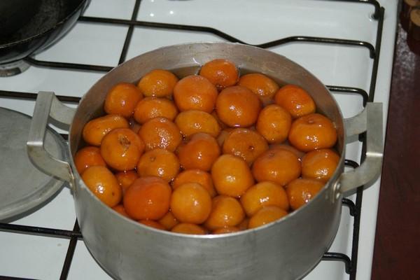 Варенье из мандаринов: 6 волшебных рецептов