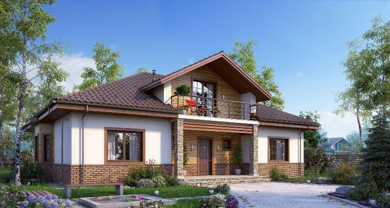 Реализация проектов самых красивых домов