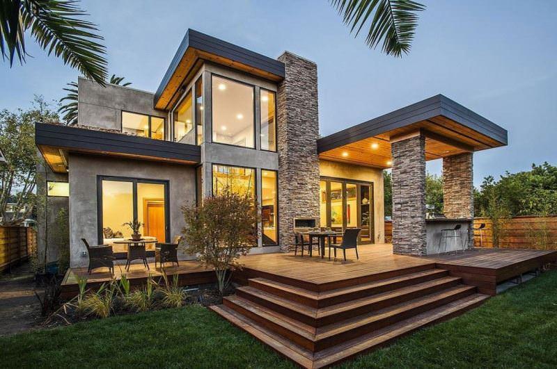 Особенности реализации проектов самых красивых домов