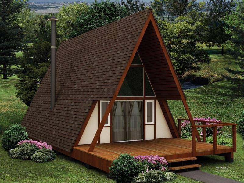 Интересные проекты дачных домов