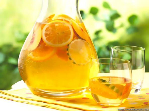 Компот из апельсинов: 5 лучших рецептов