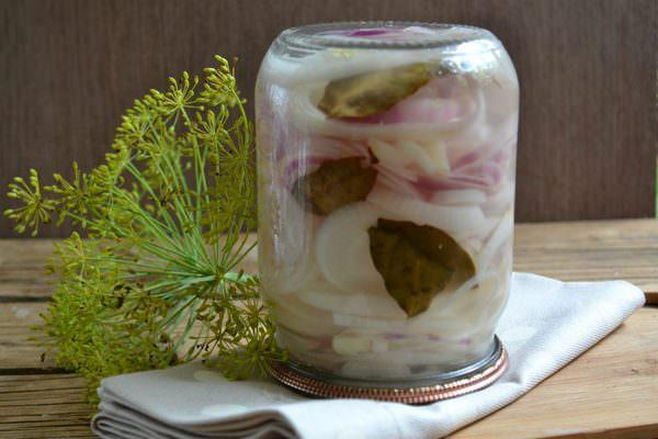 Луковый салат: простые и вкусные рецепт на зиму