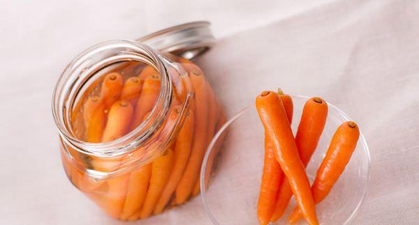 Маринованная морковь: пошаговые рецепты на зиму