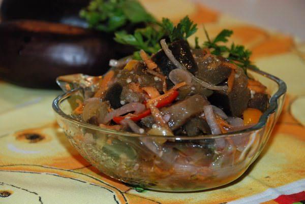 Рецепты приготовления баклажан маринованные чтобы кушать быстрого маринада с фото пошаговое