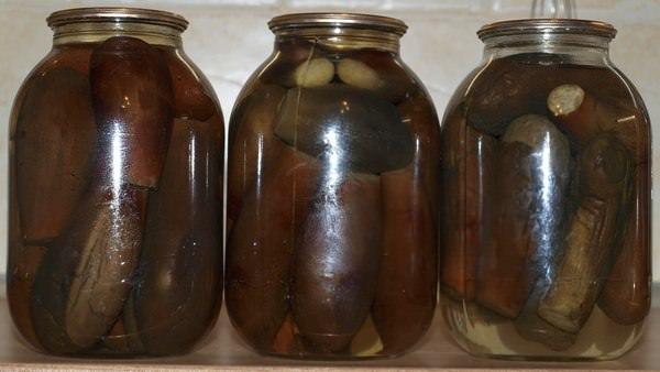 Маринованные баклажаны: простые рецепты на зиму