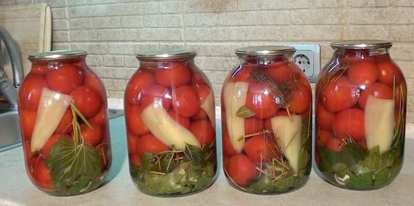 Маринованные помидоры на зиму: ТОП-6 превосходных рецептов