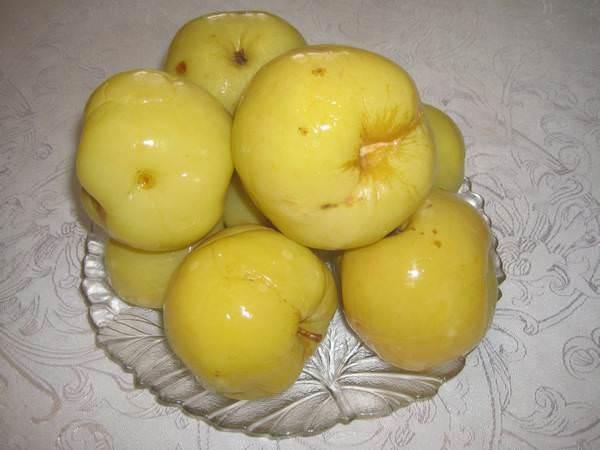 Маринованные яблоки: 5 чудесных рецептов