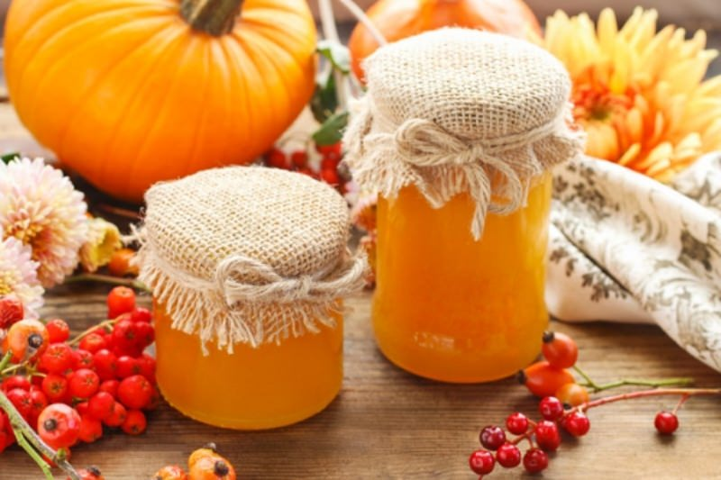 Тыквенный мед: состав, приготовление и полезные свойства
