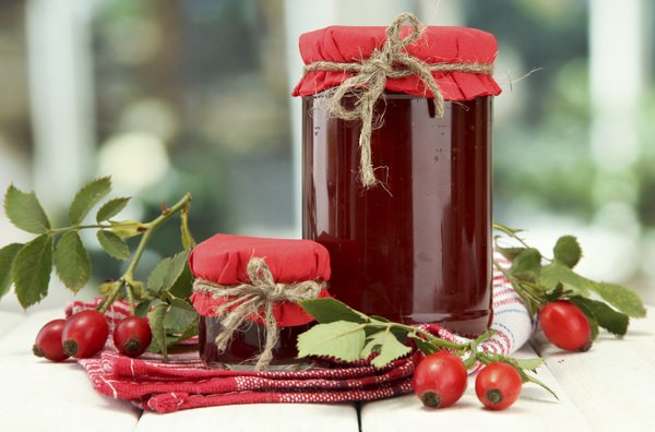 Варенье из шиповника: ТОП-5 рецептов