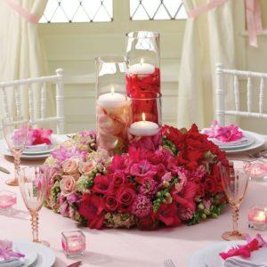 Роль цветов на свадьбе