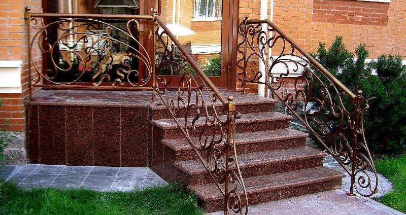 Как сделать пороги в дом в частном доме 89