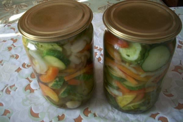 Салат на зиму из огурцов отзывы
